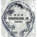 Birmingham – July 08 2005