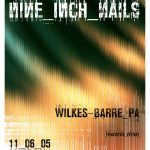 Wilkes-Barre – November 06 2005
