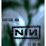 Boston – November 08 2005