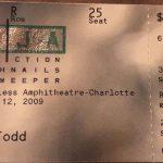 Charlotte – June 12 2009