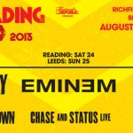 Reading – August 25 2013