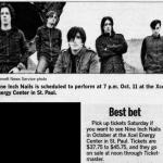 Saint Paul – October 11 2005