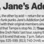 Tampa – May 09 2009
