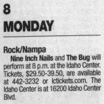 Nampa – December 08 2008