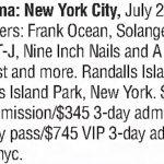 New York City – July 30 2017