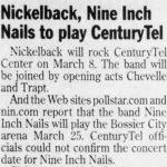 Bossier City – March 25 2006