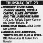 San Antonio – October 23 2008
