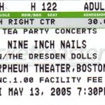 Boston – May 13 2005