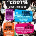 Pareses De Coura – July 31 2009