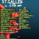 Saint Gallen – June 27 2009