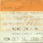 Denver – October 16 1995