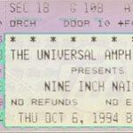 Los Angeles – October 6 1994
