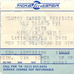 Detroit – December 31 1990