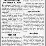 Montreal – April 30 2000