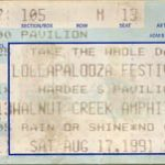 Raleigh – August 17 1991