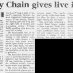 Los Angeles – February 01 1990