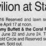 Pittsburgh – May 07 2000