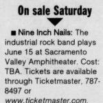 Sacramento – June 15 2000