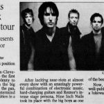 Cleveland – April 12 2000