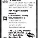 Cleveland – October 09 2005