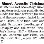 Universal City – December 10 2005