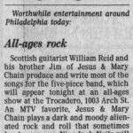 Philadelphia – March 05 1990