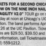 Chicago – April 26 2000