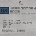 New York – August 22 2009