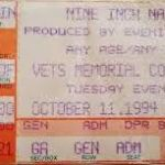 Phoenix – October 11 1994