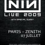 Paris – July 07 2009