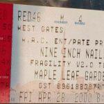 Toronto – April 28 2000