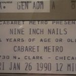 Chicago – January 26 1990