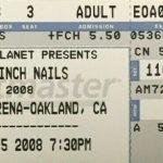 Oakland – September 05 2008