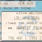 Saint Paul – August 01 1991