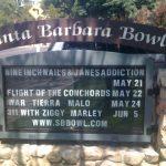 Santa Barbara – May 21 2009