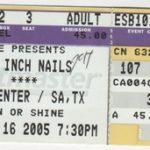 San Antonio – October 16 2005