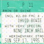 Hershey – September 17 1995