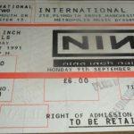 Manchester – September 09 1991