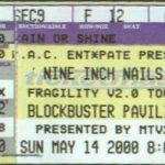 Charlotte – May 14 2000