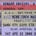 Madison – April 22 2000