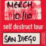 San Diego – October 10 1994
