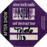 Toledo – January 13 1995