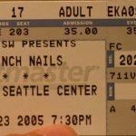 Seattle – September 23 2005