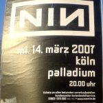 Cologne – March 14 2007