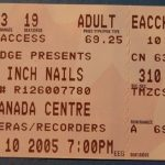 Toronto – November 10 2005