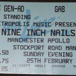 Manchester – February 25 2007