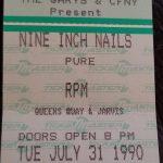 Toronto – July 31 1990