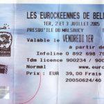 Belfort – July 01 2005