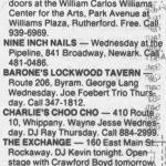 Newark – July 18 1990