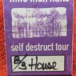 Poughkeepsie – August 03 1994